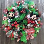 Ideas de decoracion para navidad con Mickey Mouse (27)