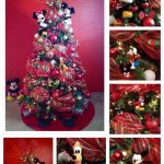 Ideas de decoracion para navidad con Mickey Mouse (29)
