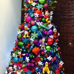 Ideas de decoracion para navidad con Mickey Mouse (32)