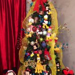Ideas de decoracion para navidad con Mickey Mouse (33)