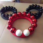 Ideas de decoracion para navidad con Mickey Mouse (35)
