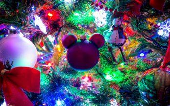 Navidad 2017 archivos curso de organizacion del hogar for Adornos navidenos mickey mouse