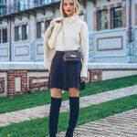 Ideas de outfits de invierno ideales para ir a trabajar (1)