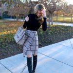 Ideas de outfits de invierno ideales para ir a trabajar (11)