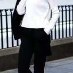 Ideas de outfits de invierno ideales para ir a trabajar (12)