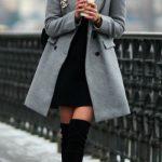 Ideas de outfits de invierno ideales para ir a trabajar (2)