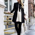 Ideas de outfits de invierno ideales para ir a trabajar (22)