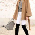 Ideas de outfits de invierno ideales para ir a trabajar (25)