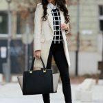 Ideas de outfits de invierno ideales para ir a trabajar (26)