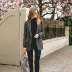 Ideas de outfits de invierno ideales para ir a trabajar (9)