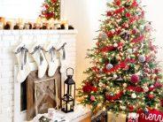 Hermosas y elegantes ideas para navidad 2017 – 2018
