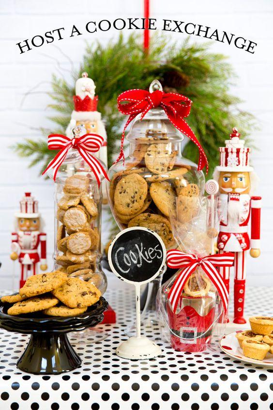 Mesas de postres para la cena de navidad 2017 - 2018 Te van a encantar (6)