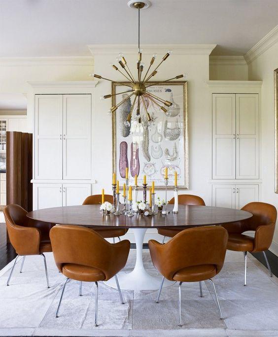 Mesas redondas para comedores (2)