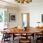 Mesas redondas para comedores (7)