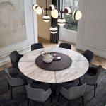 Mesas redondas para comedores (9)
