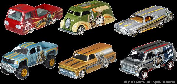 Propuestas de regalos Hot Wheels para navidad 2017 - 2018