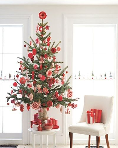 Árboles navideños para casas pequeñas