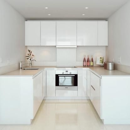 galley kitchen layouts for small spaces decoracion para peque 241 os departamentos ideas y fotos 8294