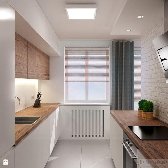 ¿Como decorar la cocina en un pequeño departamento?