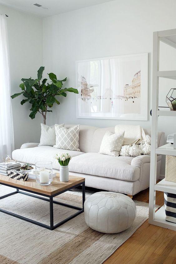 ¿Como decorar la sala en un pequeño departamento?