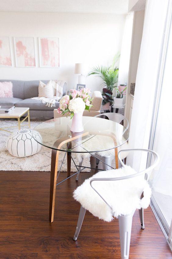 ¿Como decorar un departamento pequeño?