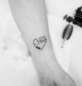 Ideas de Tatuajes sobre Mascotas (18)