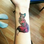 Ideas de Tatuajes sobre Mascotas (20)