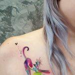 Ideas de Tatuajes sobre Mascotas (8)