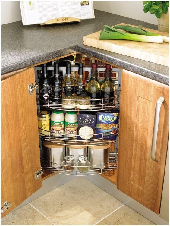 Ideas para Organizar la Despensa en la Cocina (1)