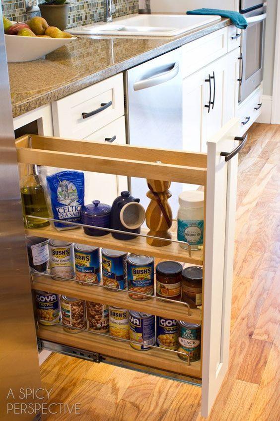 Ideas para Organizar la Despensa en la Cocina (14)