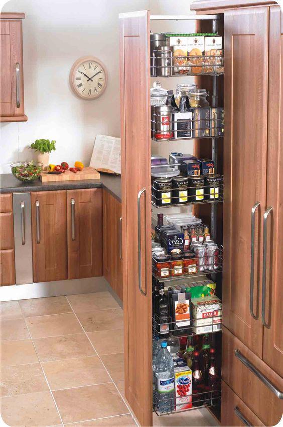 Ideas para Organizar la Despensa en la Cocina (6)