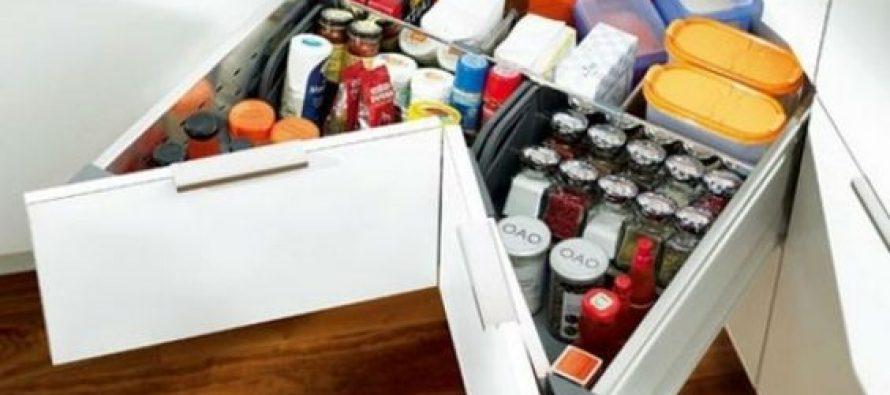 Ideas para Organizar la Despensa en la Cocina
