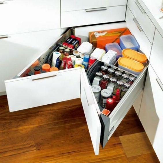 Ideas para Organizar la Despensa en la Cocina (7)