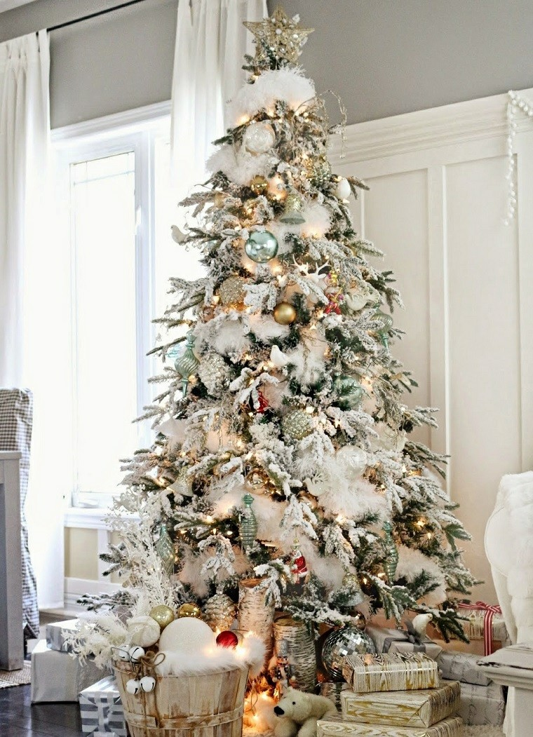 Los Mejores Arboles de Navidad Decorados (1)
