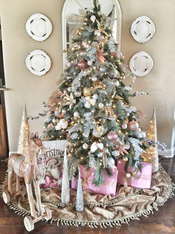 Los Mejores Arboles de Navidad Decorados (12)
