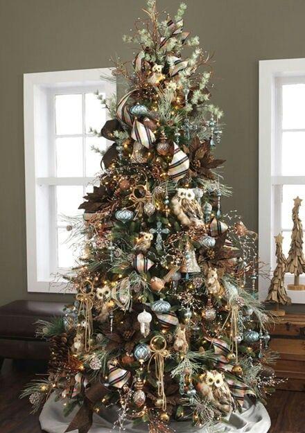Los Mejores Arboles de Navidad Decorados (27)