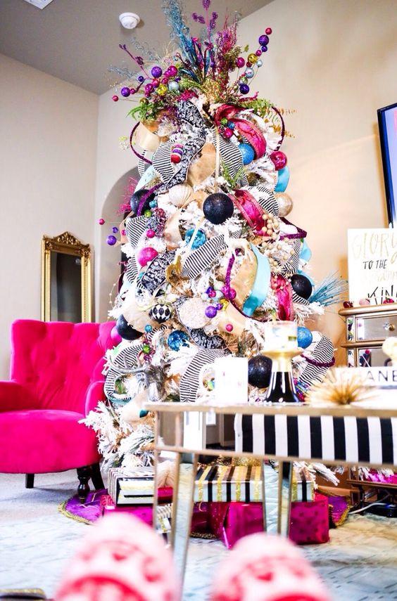 Los Mejores Arboles de Navidad Decorados (39)