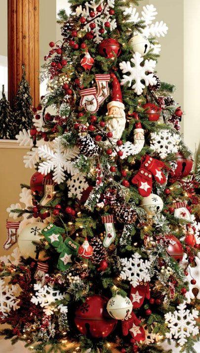 Los mejores arboles de navidad decorados 41 curso de - Los mejores arboles de navidad decorados ...