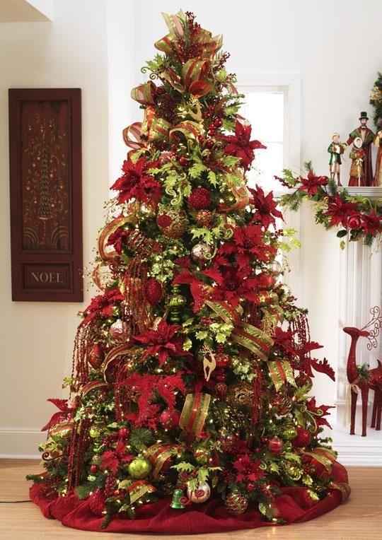 Los mejores arboles de navidad decorados 42 curso de organizacion del hogar y decoracion de - Arboles navidad decorados ...