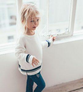 Moda de invierno para niños y bebés