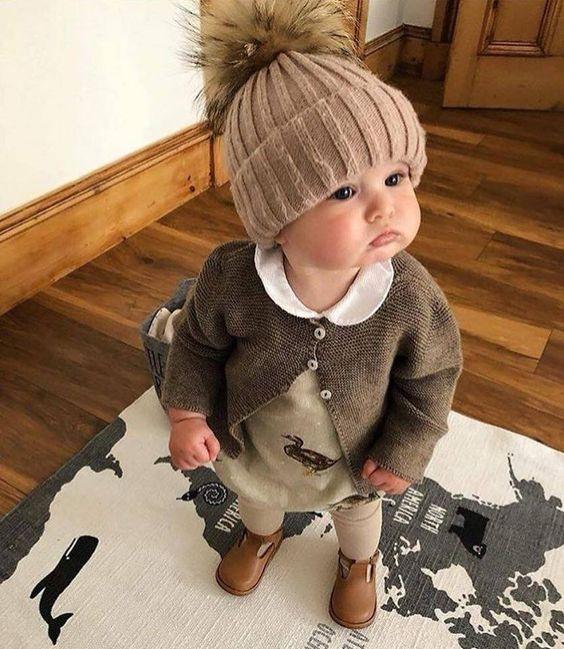 Moda para niños y bebés de 0 a 2 años