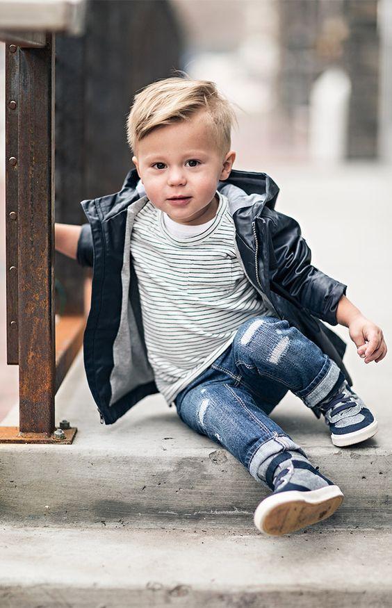 Outfit invierno niño
