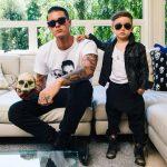 las mejores ideas para vestir a papa e hijo iguales (1)