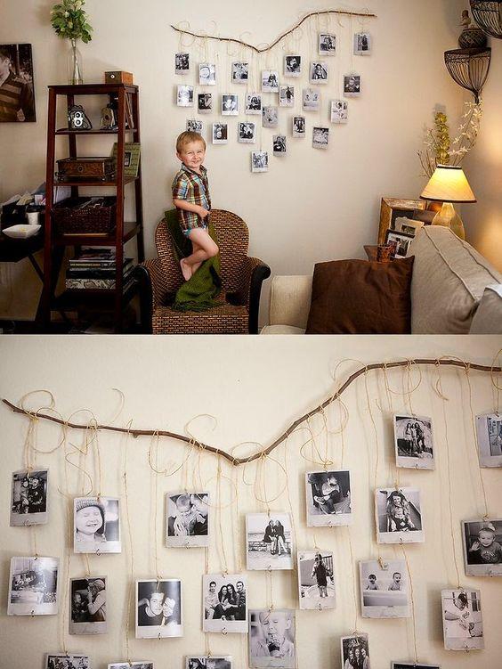 colgar fotos con cuerda (3)