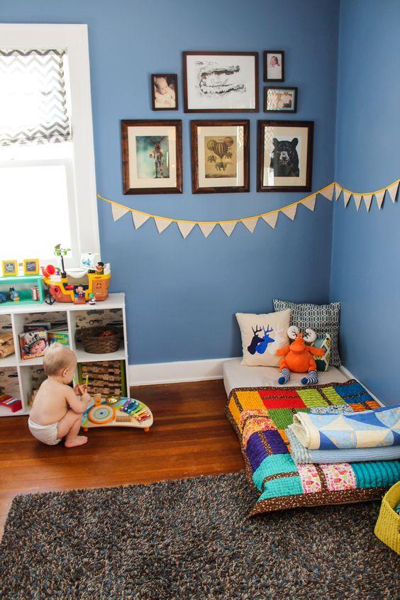 Ideas de decoraci n para la habitaci n de los ni os - Decorar habitaciones de ninos ...