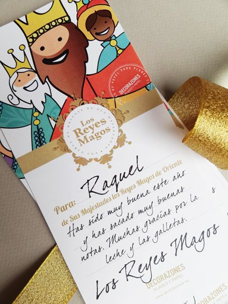 cuando llegan los regalos de los reyes magos (2)