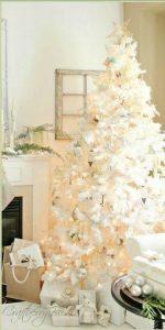 +de 25 ideas increibles ideas de Arboles de Navidad Blancos (12)