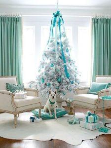+de 25 ideas increibles ideas de Arboles de Navidad Blancos (3)