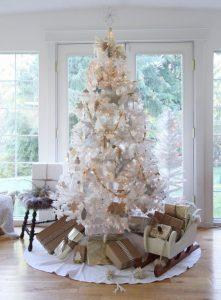+de 25 ideas increibles ideas de Arboles de Navidad Blancos (6)