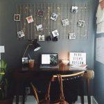 decora tu pared con alambre y fotos (2)